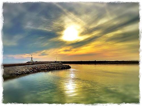 light sunset sun landscape sweden schweden swedish nordic sverige landschaft suede 4s svensk iphone solnedgång landskap ruotsi suècia sueco suedoise glommen swedishlandscape svenskt takenwithlove schwedish