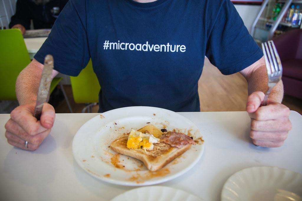 Microadventure Food