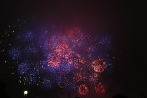 the 28th Kanagawa Shimbun Fireworks Festival 67