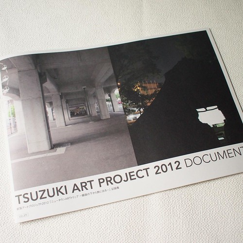 TSUZUKI ART PROJECT 2012 DOCUMENT