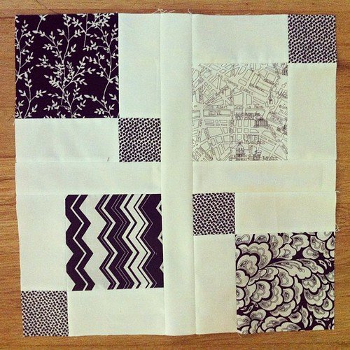 July do. Good block #quilting