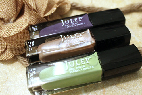 Julep Maven Aug 2013 Boho Glam Box Review