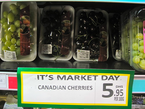Canadian Cherries