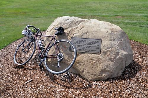 Japanese attack memorial
