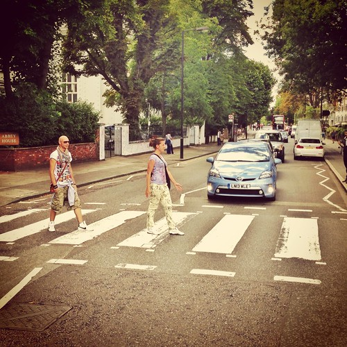 abbey road londra