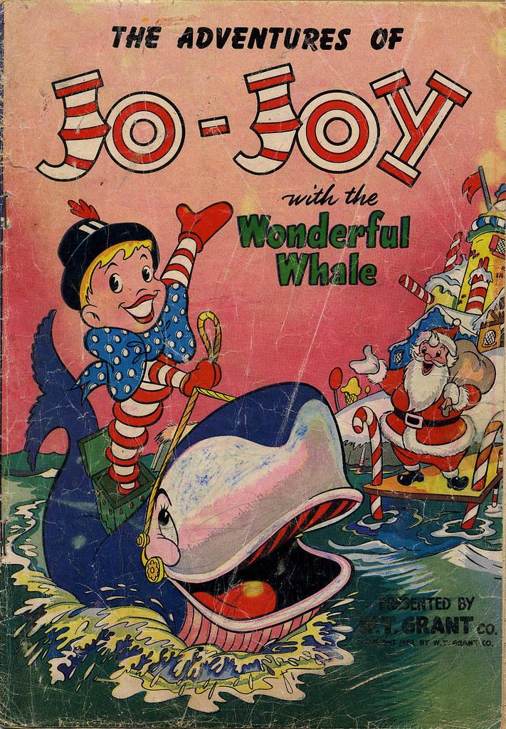Adventures of Jo-Joy nn (WT Grant 1952) 001