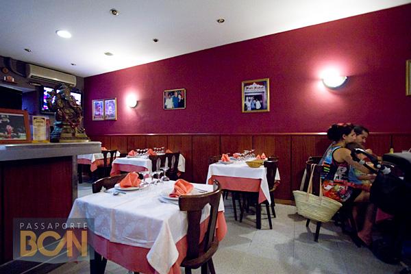 restaurante Moti Mahal, Barcelona