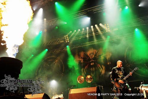 VENOM @ PARTY SAN OPEN AIR 2013 SCHLOTHEIM, Germany 9624444510_afd03bfc15