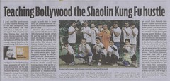 Mon, 02/09/2013 - 22:32 - Shaolin India News Coverage in DNA Times