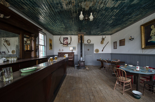 South Pass City - the old bar