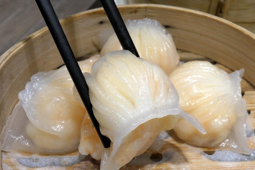 Tim Ho Wan's Prawn Dumpling