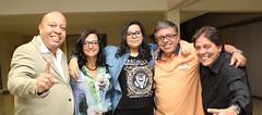 C1, Rose e Larissa Vasconcelos, Ocimar e C2