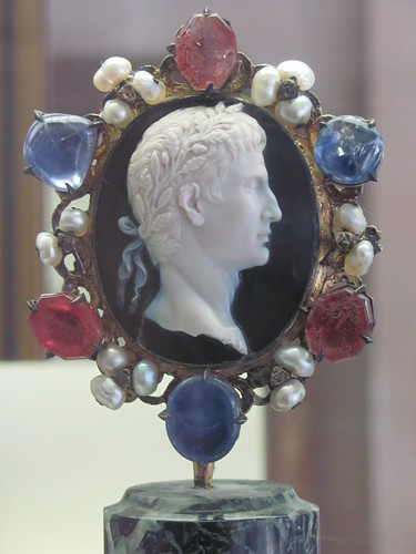 Beautiful Cameo of Augustus