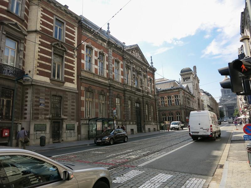 Place du Grand Sablon.