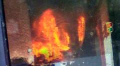 Philadelphia Firehouse Fire 2013