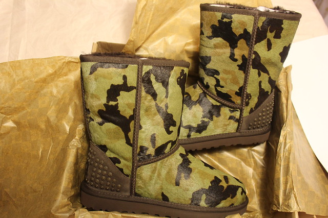 UGG Australia Rowland boots lisforlois