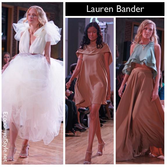 Project design, Lauren Bander