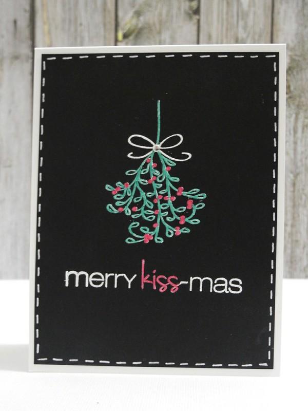 Merry Kiss-mas