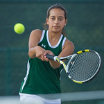 13-059 -- Womens tennis vs St. Francis.