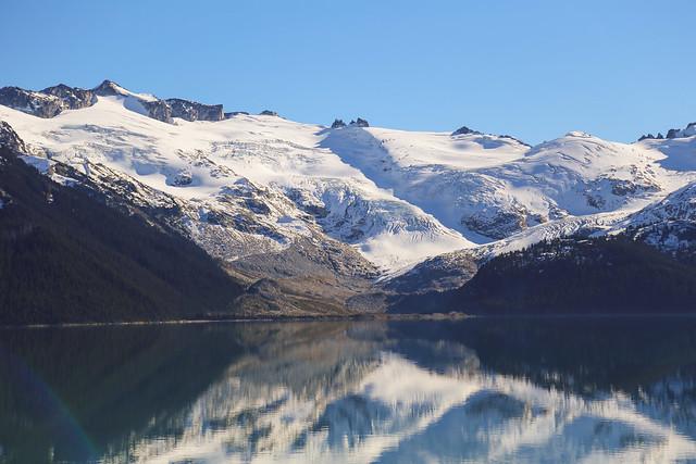 Sphinx Glacier at Garibaldi Lake