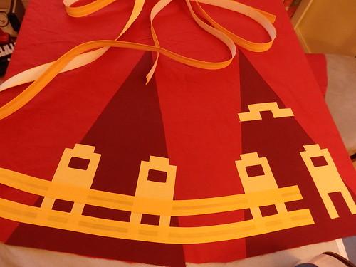 journey costume diy