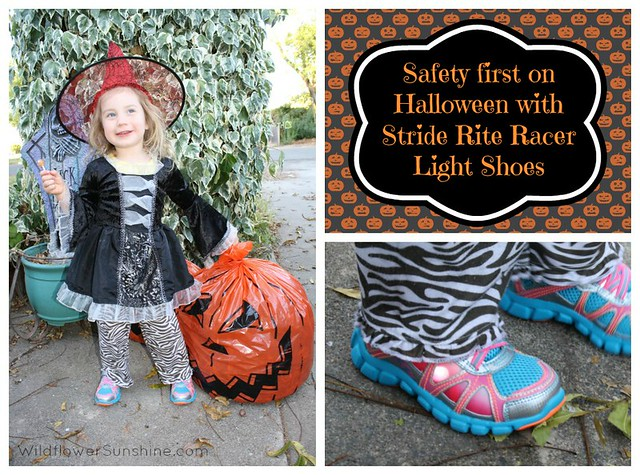 Stride Rite Halloween Collage