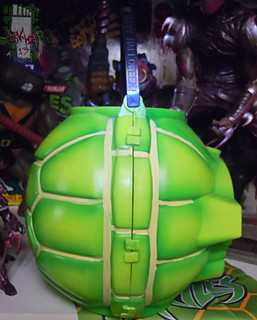 DISGUISE :: TMNT Folding Pumpkin Pail iii (( 2004 ))