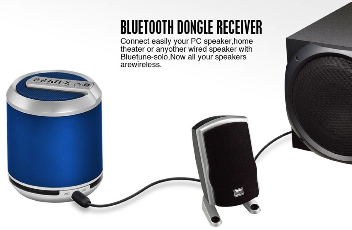 Bluetune Solo Bluetooth Dongle Receiver