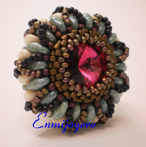 Anillo Snake eye´s by ENMIJOYERO