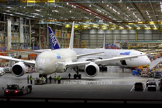 787s in the Everett Factory
