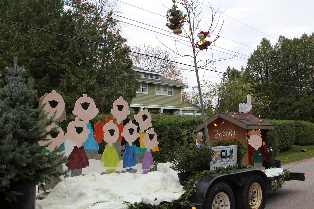 Bayfield Santa Claus Parade 2013