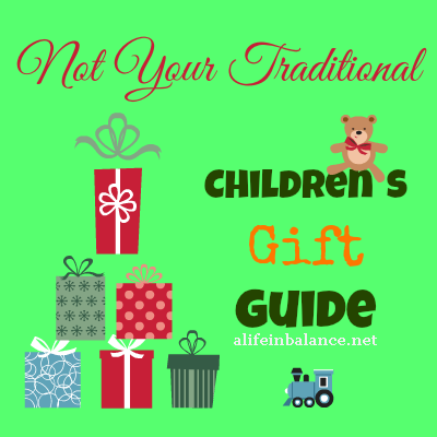 A Non-Traditional Children's Holiday Gift Guide