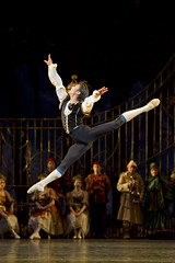 Kenta Kura in Swan Lake, The Royal Ballet