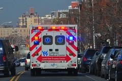 Lutheran Medical Center EMS Ambulance