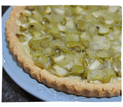 No Sugar Apple Tart