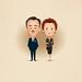 Walt and Pam by Jerrod Maruyama