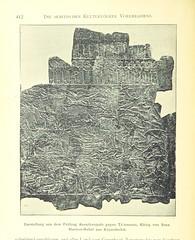 """British Library digitised image from page 488 of """"Kulturgeschichte ... Vierte Auflage. Neu bearbeitet von M. von Brandt [and others], etc"""""""