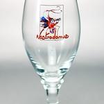 ベルギービール大好き!!【ノストラダムスの専用グラス】(管理人所有 )