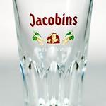 ベルギービール大好き!!【グース・ジャコバンの専用グラス】(管理人所有 )