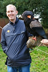 Rob With Owls & Eagles - 27 November 2013
