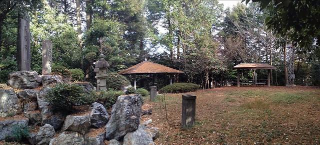 記念碑山公園