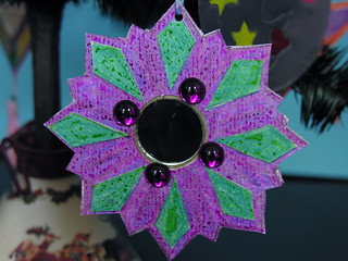 handmade ornament - free pattern