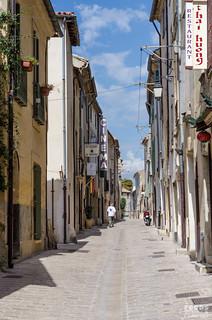 Uzes streets