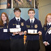 Minnesota FFA students always help out