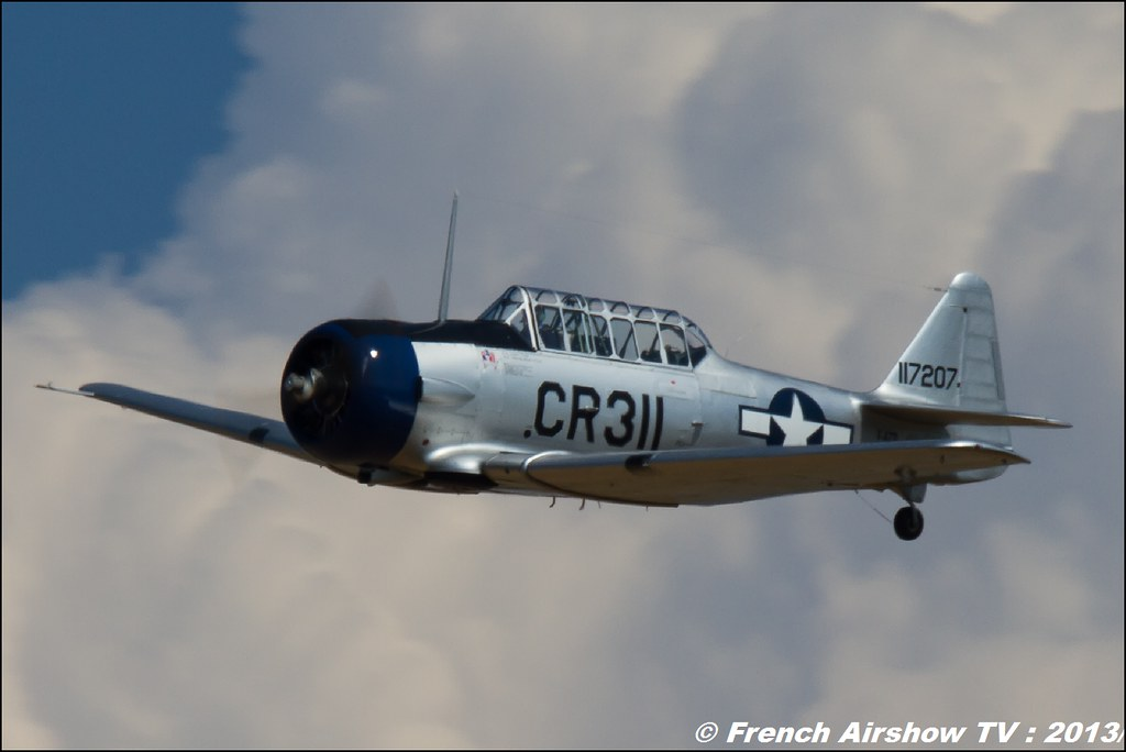 T-6 Zero au Free Flight World Masters Valence 2013, Meeting aerien 2013