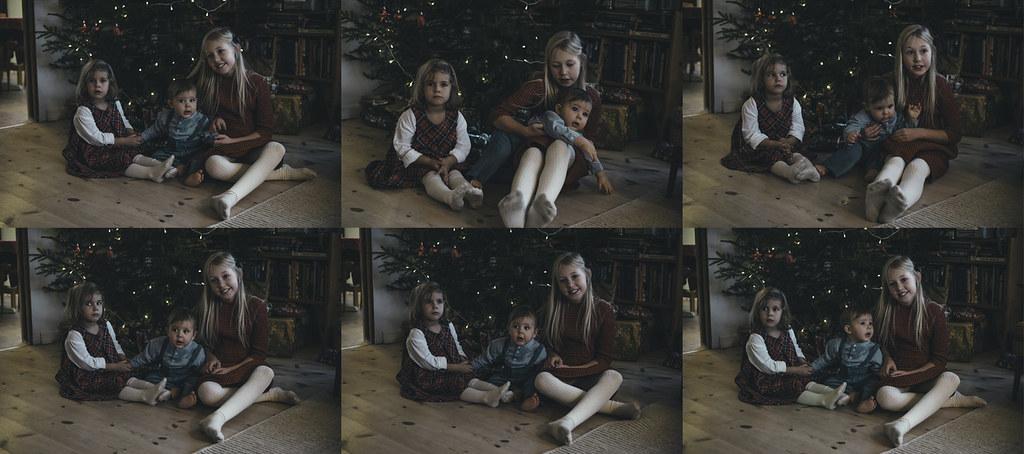 julaften collage