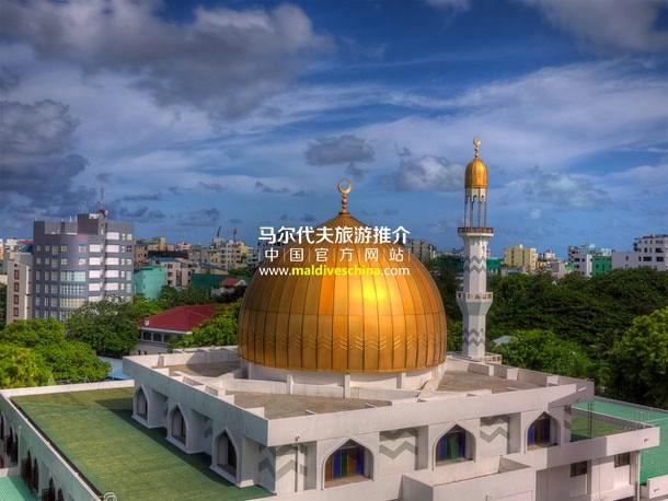马尔代夫建筑