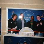 Wayne, Andy, Auggie, Sked