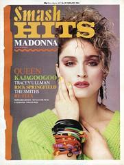 Smash Hits, February 16, 1984