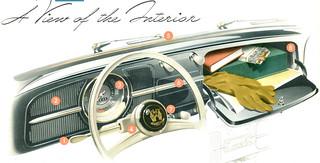 Volkswagen 1960 - Dashboard